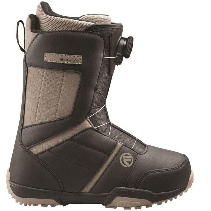 Купите Ботинки для сноуборда Flow Maya Charcoal 2018