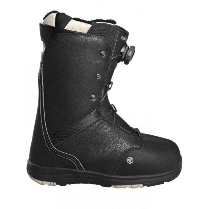 Купите Ботинки для сноуборда Flow Onyx Black 2018