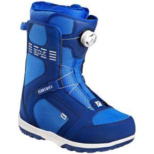 Ботинки для сноуборда Head Scout Pro Boa blue 2018