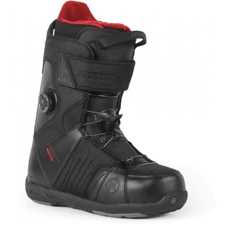 Купите Ботинки для сноуборда Nidecker TRANSIT BOA BLACK 2018