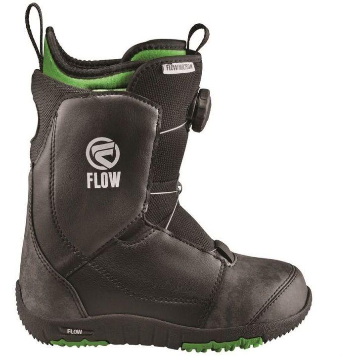 Купите Ботинки для сноуборда Flow Micron 2018