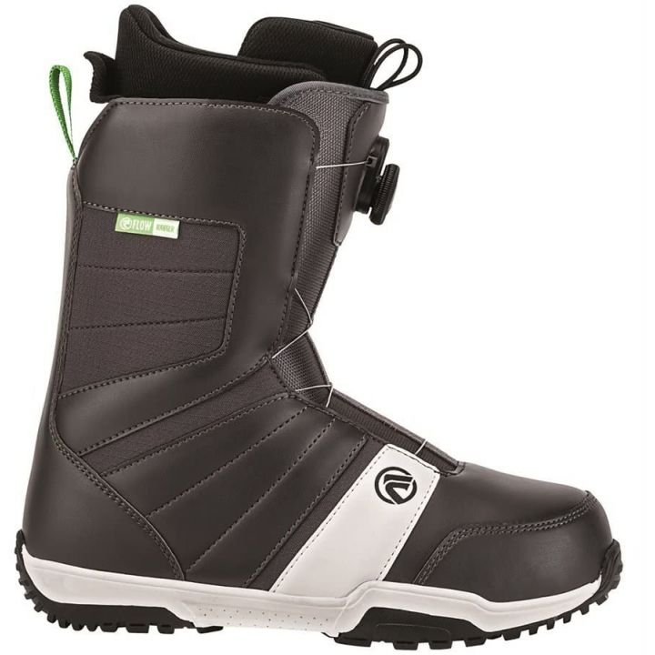 Купите Ботинки для сноуборда Flow Ranger Charcoal/White 2018