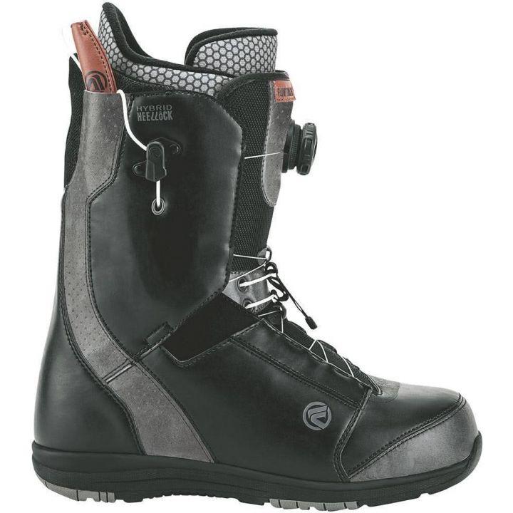 Купите Ботинки для сноуборда Flow Tracer Black 2018