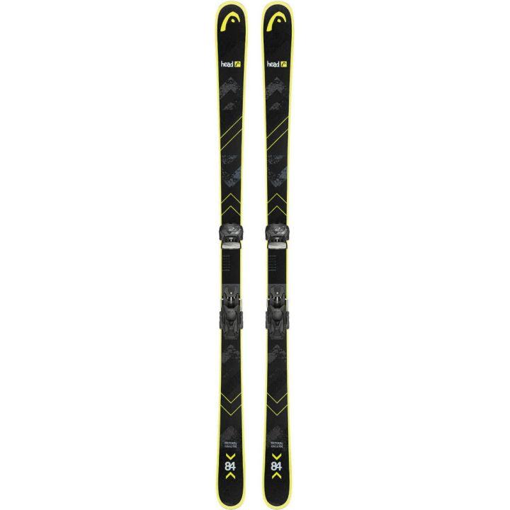 Купите Горные лыжи Head Frame Wall + Крепления Attack13 GW 2018
