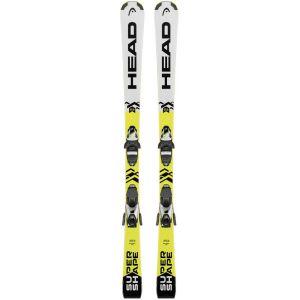 Горные лыжи Head Supershape SLR2 + Крепления SLR 7.5 AC 2018