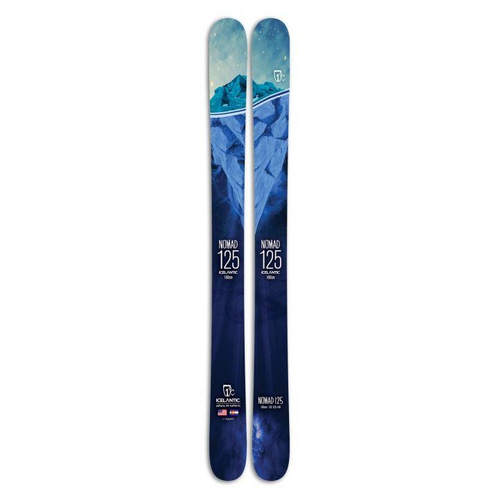 Горные лыжи Icelantic Nomad 125 2019