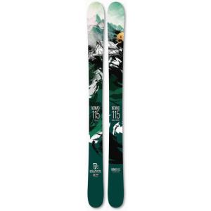 Горные лыжи Icelantic Nomad 115 2018