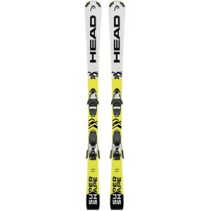 Горные лыжи Head Supershape SLR2 + Крепления SLR 4.5 AC 2018
