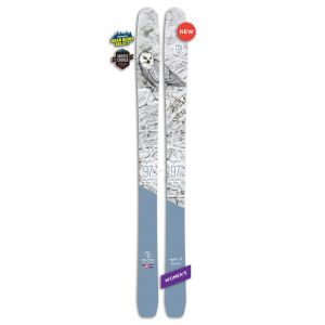 Горные лыжи Icelantic Mystic 97 2019