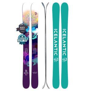 Горные лыжи женские Icelantic Maiden 111 2018