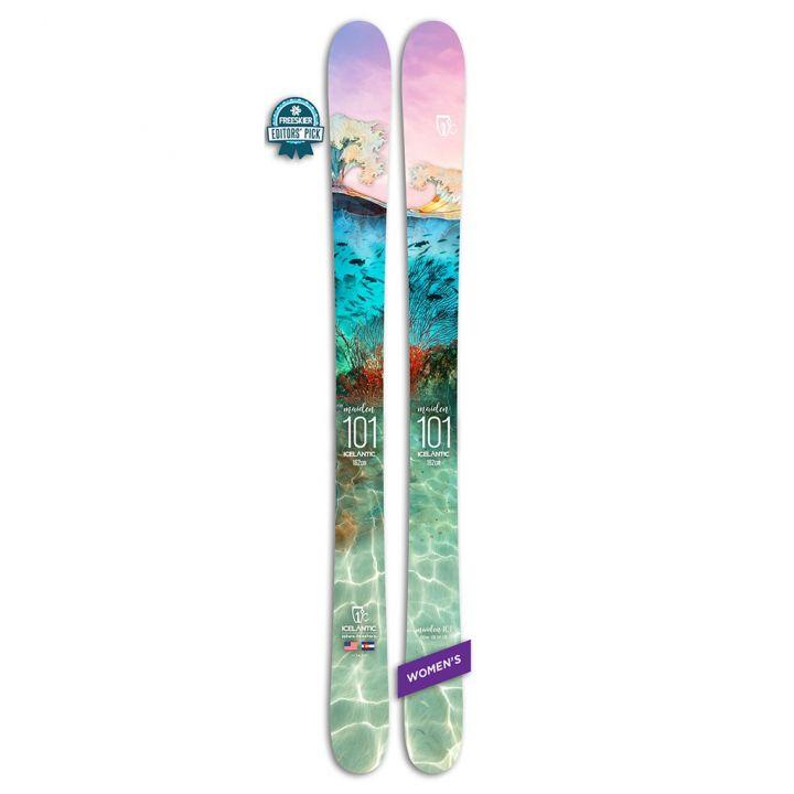 Горные лыжи Icelantic Maiden 101 2019
