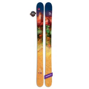 Горные лыжи Icelantic Maiden 111