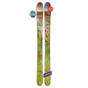 Горные лыжи Icelantic Maiden 91