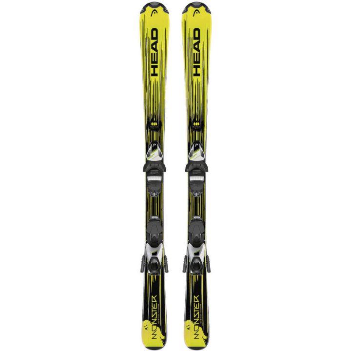 Купите Горные лыжи Head Monster SLR2 + Крепления SLR 4.5 AC 2018