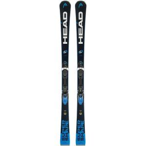 Горные лыжи Head Supershape i.Titan MFPR + Крепления PRD 12 MBS 2018