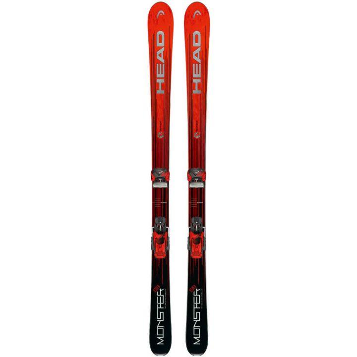 Купите Горные лыжи Head Monster 88 Ti + Крепления Attack14 AT 2018