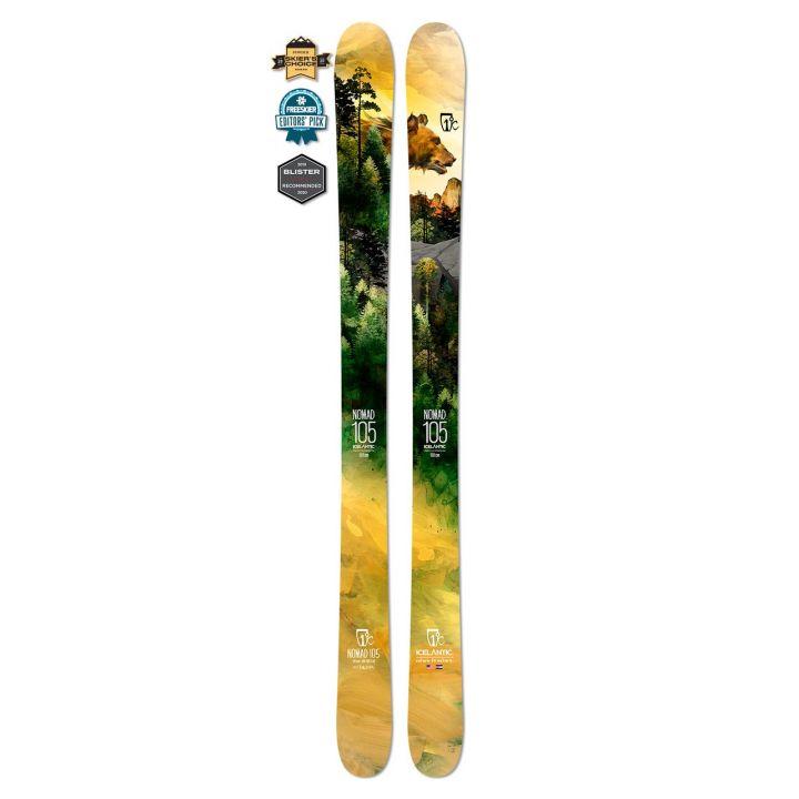 Горные лыжи Icelantic Nomad 105 2020