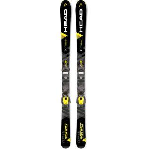 Горные лыжи Head Primal Instinct SLR2 + Крепления SLR 10 2018