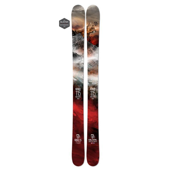 Горные лыжи Icelantic Nomad 115 2020