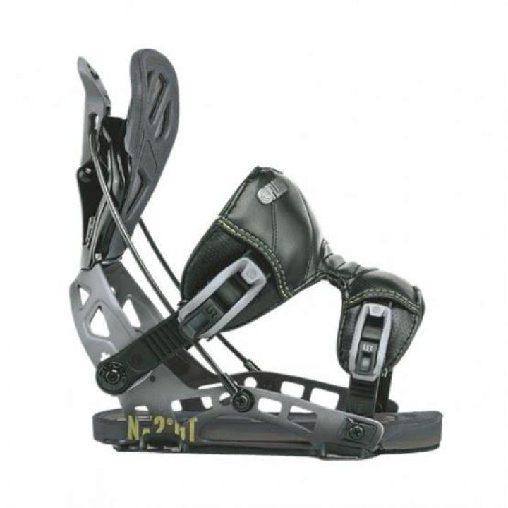 Купите Крепления для сноуборда Flow NX2-GT 2018