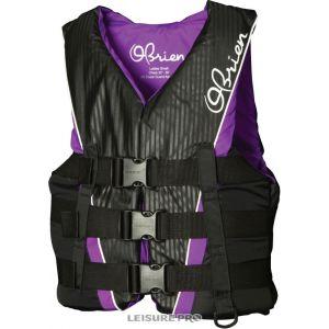 Спасательный жилет женский O'Brien Women's 3-Belt Pro Nylon