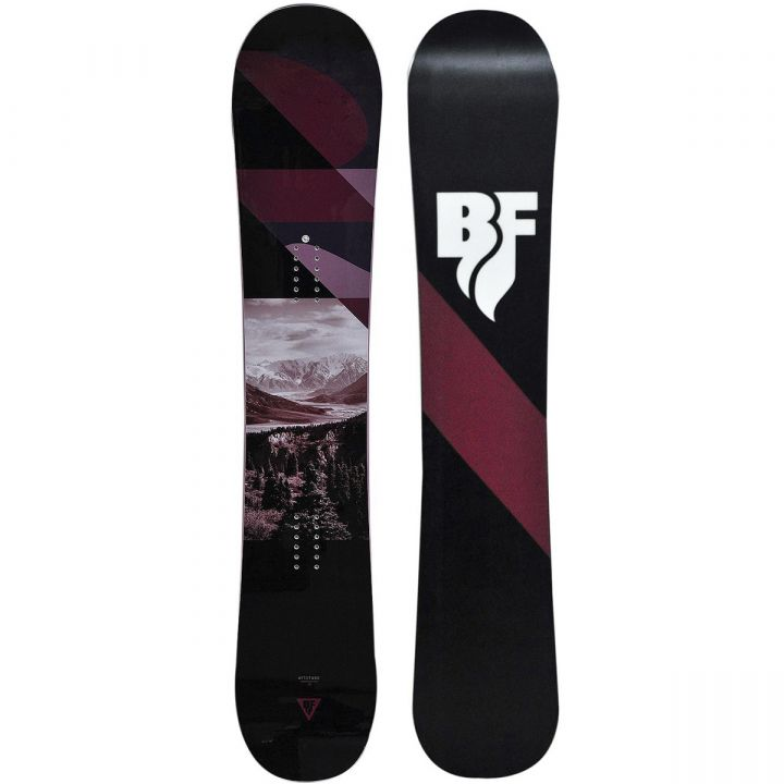 Сноуборд BF SNOWBOARDS ATTITUDE 2019