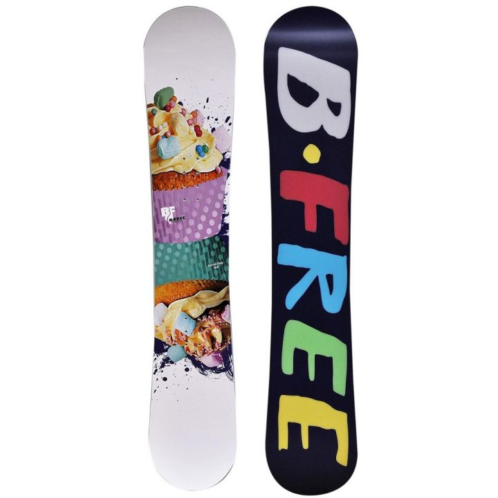 Сноуборд BF SNOWBOARDS Special Lady