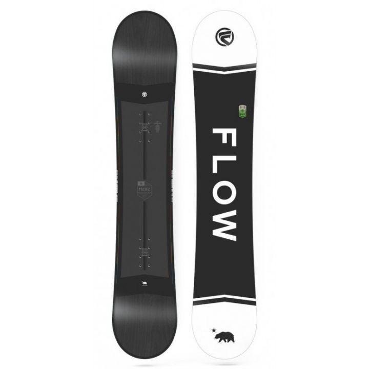 Купите Сноуборд Flow MERC BLK 2018