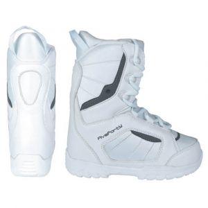 Ботинки для сноуборда FiveForty SUPREME WHITE