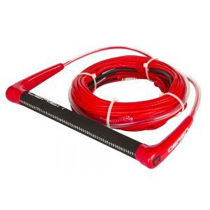Комплект O'Brien вейкбордический 5-Section Comp Handle w/ SI14 - Red S18