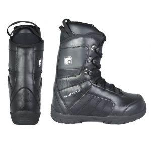 Ботинки для сноуборда FiveForty REBEL BLACK