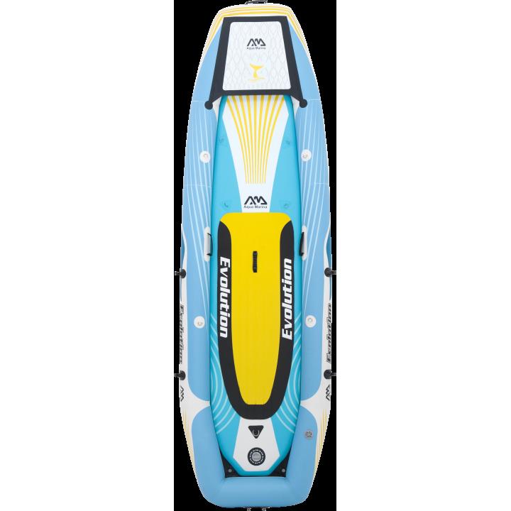 Сапборд / надувной двух-местный каяк Aquamarina Evolution