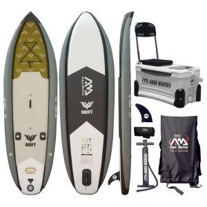 """SUP для рыбалки Aqua Marina DRIFT 10'10"""""""