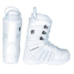 Ботинки для сноуборда FiveForty LIBERTY WHITE